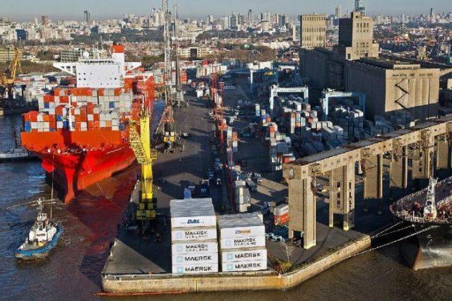 """Curso """"Ambiente y Desarrollo Sostenible en la Actividad Portuaria"""" destinado a funcionarios y mandos medios de todos los puertos de Argentina"""